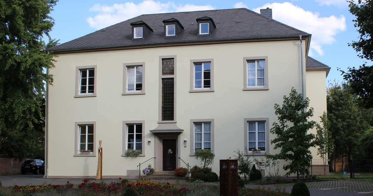 Hospizhaus in Trier